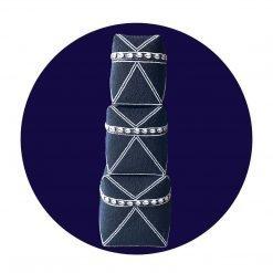 panier bambou, perles et coquillages artisanal - Souvenirsdasie